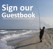 North Carolina surf fishing Cape Hatteras